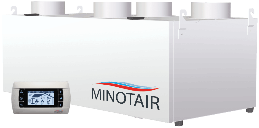 MINOTAIR Boreal 12000 with digital control